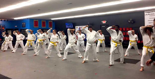 Finding a Taekwondo School Where to Train in Taekwondo
