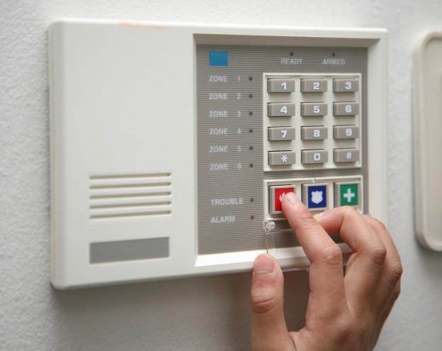Pushing Alarm